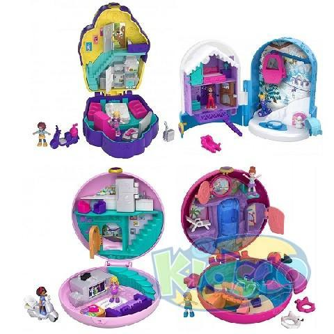 Polly Pocket Big Pocket World ast
