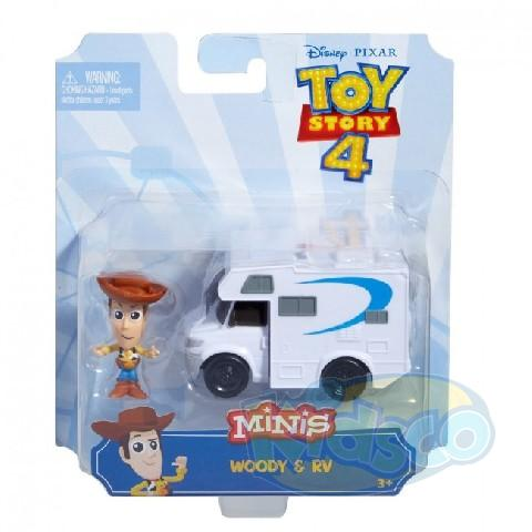 "Figurina si Vehicul ""Toy Story"" in asort."