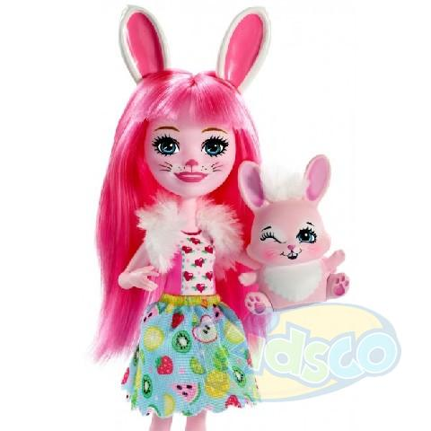 Enchantimals Bree Bunny New