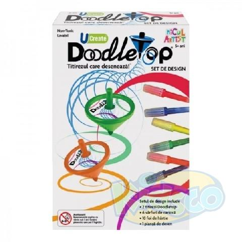 Micul Artist - Doddletop Desing Kit