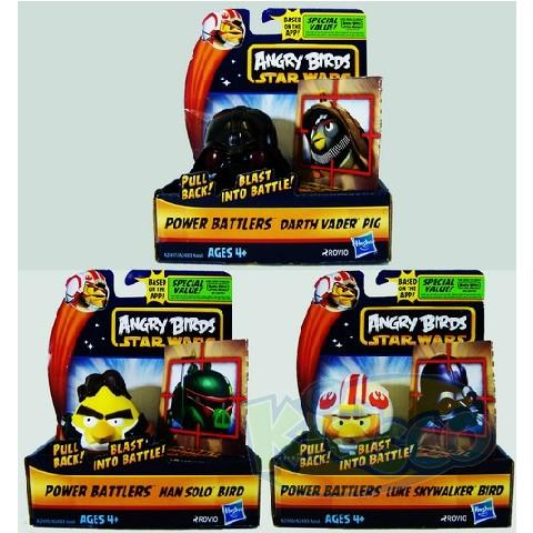 SW ANGRY BIRDS POWER BATTLERS