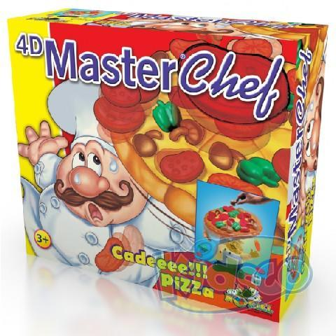 4D Master Chef