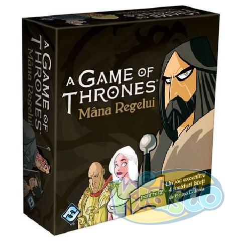 A GAME OF THRONES:MANA REGELUI