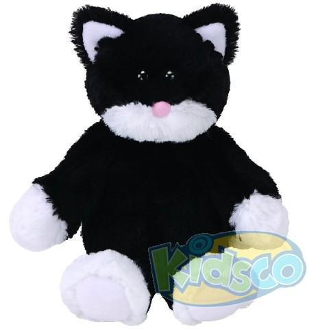 AT BESSIE - black/white cat 15 cm