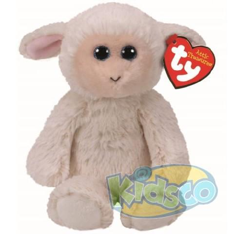 AT RACHEL - white lamb 15 cm