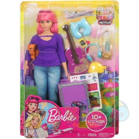"Barbie ""Daisy in calatorie"""