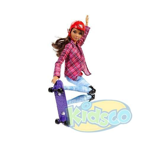 Barbie Active Sports asst