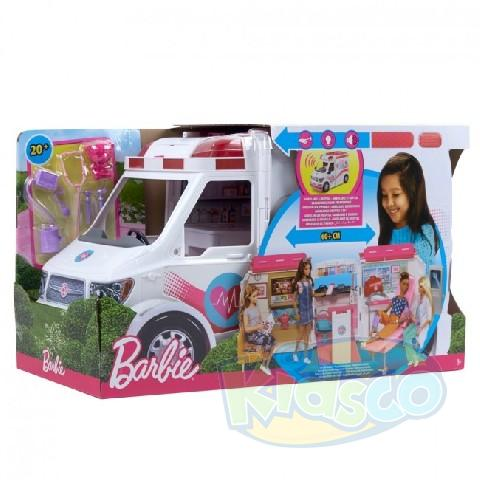 Barbie Ambulanta