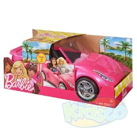Barbie Automobil Decapotabil