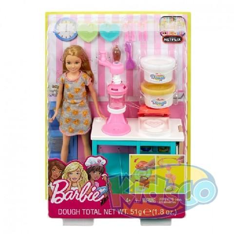 "Barbie ""Breakfast Stacie"""