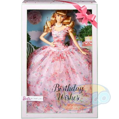 "Barbie Editie de Lux ""Birthday Wishes"""
