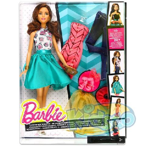 Barbie Fashion Mix and Match Doll