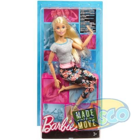 "Barbie ""Fitness"" new ast"