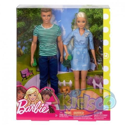 Barbie&Ken Playset
