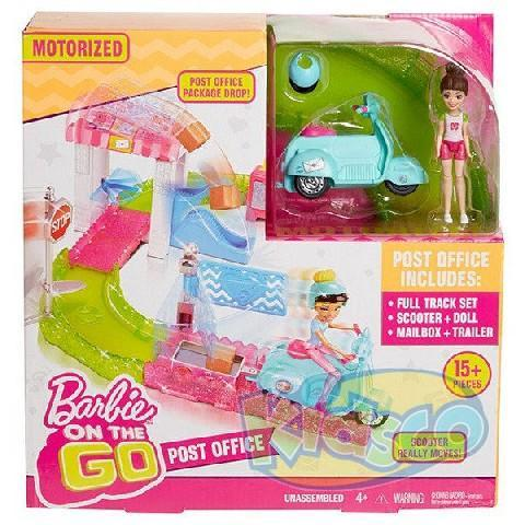 "Barbie Oficiu Postal seria ""On the Go"""