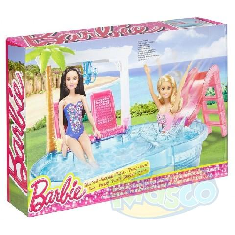 Barbie Piscina