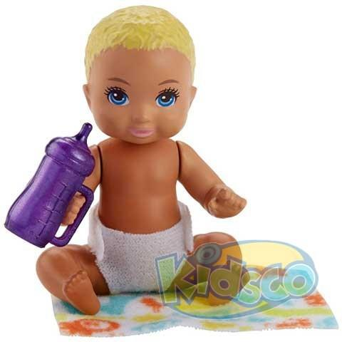 "Barbie set ""Baby"" ast"