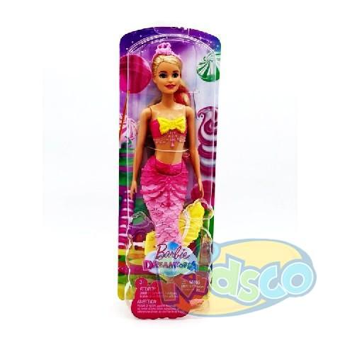"Barbie Sirena seria ""Dreamtopia"""