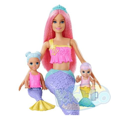 Barbie Sirena Set seria Dreamtopia