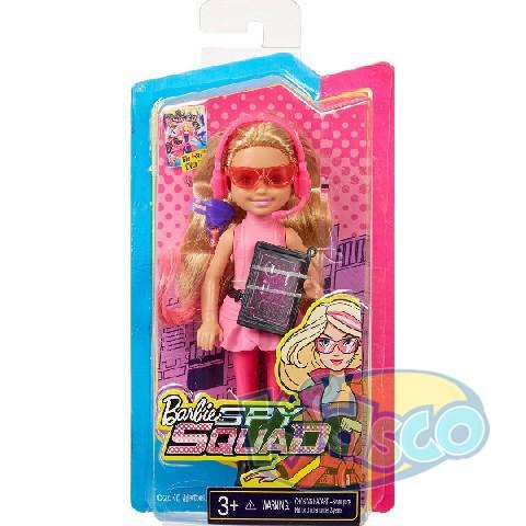 Barbie Spy Squad Chelsea Doll ast