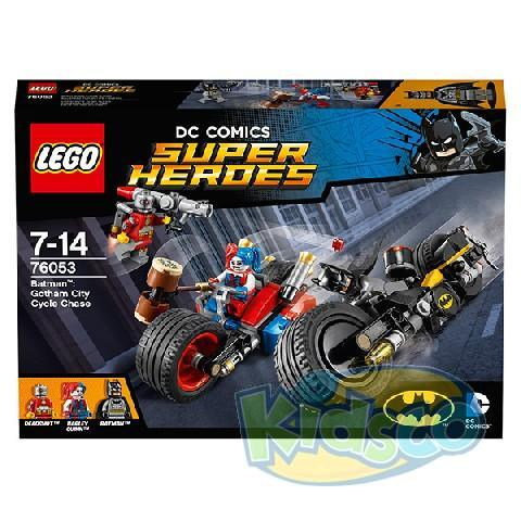 Batman Gotham City Cycle Chase