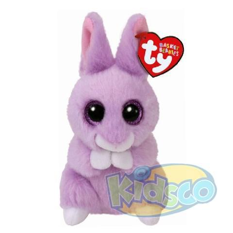 BB APRIL - purple bunny (without hanger) 8,5 cm