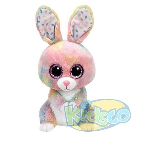 BB BUBBY - multicolor rabbit 24 cm