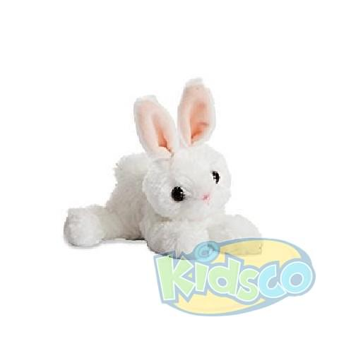 BB COTTON - white bunny 15 cm