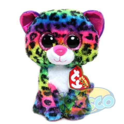 BB DOTTY - multicolor leopard 15 cm