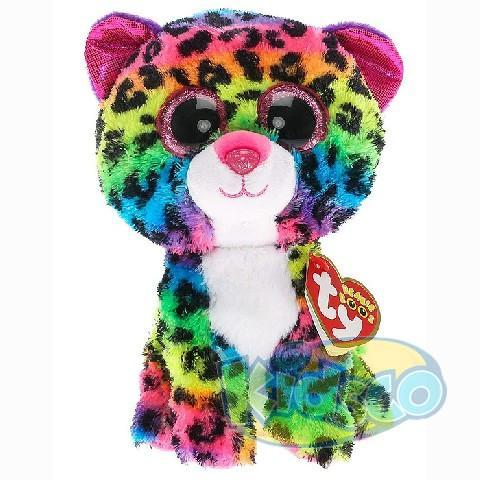 BB DOTTY - multicolor leopard 24 cm