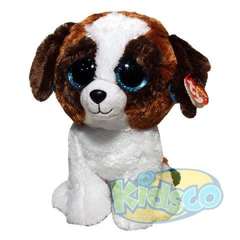 BB DUKE - white/brown dog 24 cm