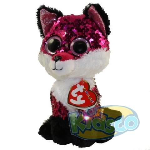 BB Flippables JEWEL - sequin fox 15 cm
