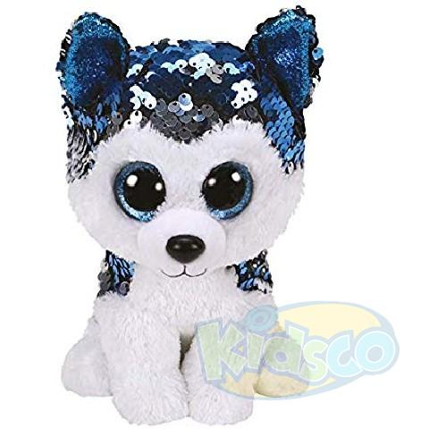 BB Flippables SLUSH - sequin husky 15 cm