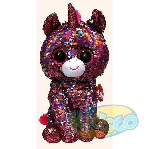 BB Flippables SPARKLE - pink unicorn 24 cm