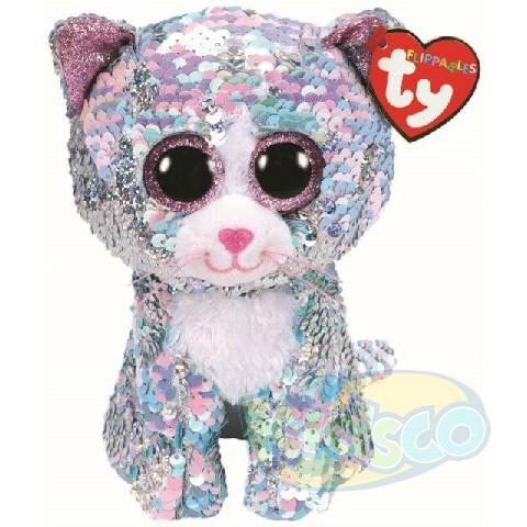 BB Flippables WHIMSY - blue cat 15 cm