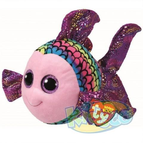 BB FLIPPY - multicolor fish 24 cm