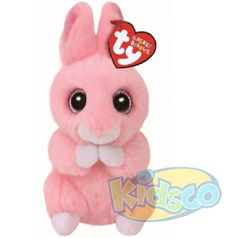 BB JASPER - pink bunny (without hanger) 8,5 cm