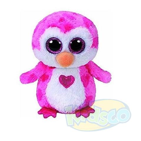 BB JULIET - pink penguin 15 cm