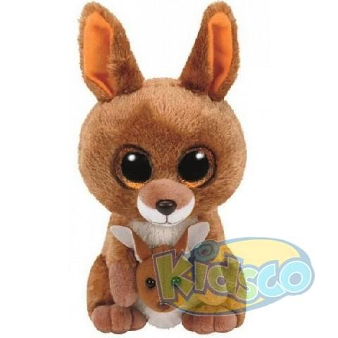 BB KIPPER - brown kangaroo 15 cm