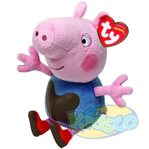 BB Lic PEPPA PIG - George Muddy 15 cm