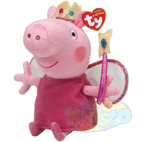 BB Lic PEPPA PIG - Princess 15 cm