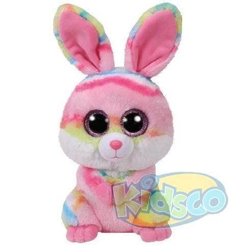 BB LOLLIPOP - multicolor rabbit 24 cm