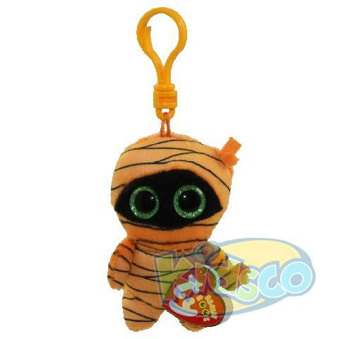 BB MASK - orange mummy 8,5 cm