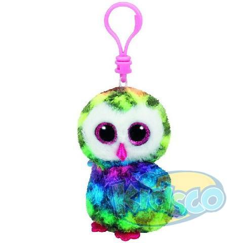BB OWEN - multicolor owl 8.5 cm