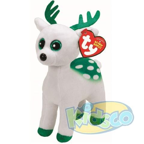 BB PEPPERMINT - white reindeer 15 cm