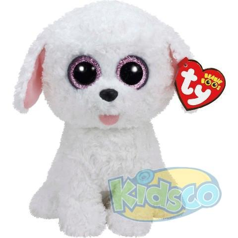 BB PIPPIE - white dog 24 cm