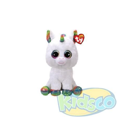 BB PIXY - white unicorn 15 cm