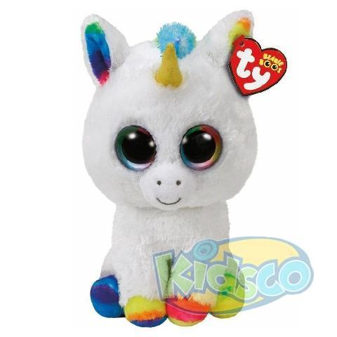 BB PIXY - white unicorn 24 cm