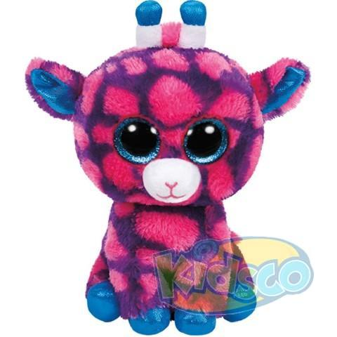 BB SKY HIGH - pink giraffe 15 cm