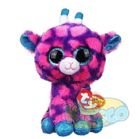 BB SKY HIGH - pink giraffe 24 cm